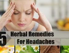 5 meilleurs remèdes pour les maux de tête