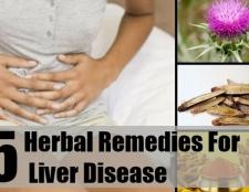 5 meilleurs remèdes pour les maladies du foie