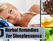 5 meilleurs remèdes à base de plantes pour l'insomnie