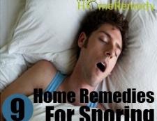 5 meilleurs remèdes contre le ronflement