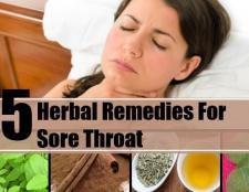 5 meilleurs remèdes pour les maux de gorge