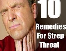 5 meilleurs remèdes pour l'angine streptococcique