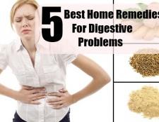 5 meilleurs remèdes maison pour les problèmes digestifs