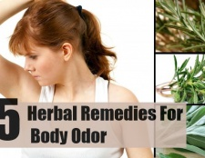 5 remèdes brillantes pour l'odeur de corps
