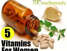 5 vitamines liquides critique pour les femmes