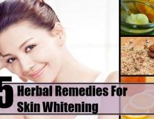 5 remèdes faciles pour blanchiment de la peau