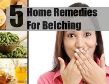 5 remèdes efficaces à domicile pour éructations