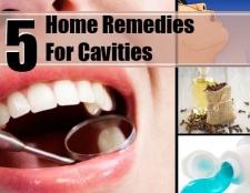 5 remèdes efficaces à domicile pour les cavités