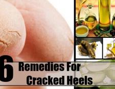 5 remèdes efficaces à domicile pour les talons fendillés