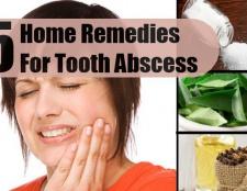 5 remèdes efficaces à domicile pour un abcès dentaire