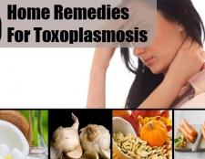 5 remèdes efficaces à domicile pour la toxoplasmose