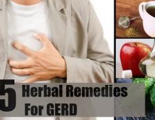 5 remèdes excellents pour Gerd
