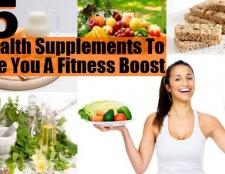 5 suppléments de santé pour vous donner un coup de pouce de remise en forme