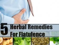 5 remèdes à base de plantes pour les flatulences