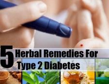 5 remèdes à base de plantes pour le diabète de type 2