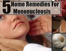 5 Accueil recours pour la mononucléose