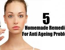 5 remèdes maison pour les anti problèmes de vieillissement