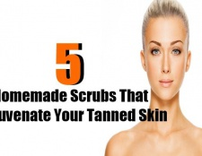 5 gommages Homemade qui rajeunissent votre peau bronzée