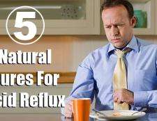 5 remèdes naturels les plus efficaces pour le reflux acide