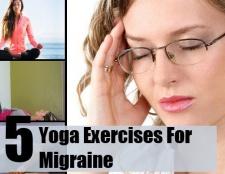 5 exercices de yoga les plus efficaces pour la migraine
