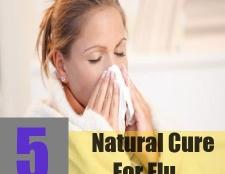 5 remède naturel pour la grippe