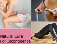 5 remède naturel pour incontinence