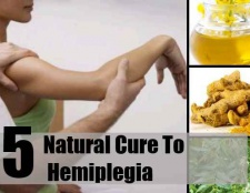 5 remèdes naturels pour l'hémiplégie