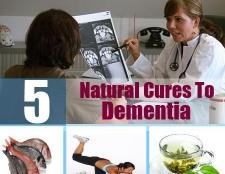 5 remèdes naturels à la démence