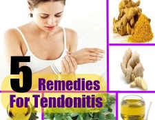 5 remèdes maison simples pour les tendinites