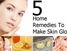 5 remèdes maison simple à faire briller votre peau naturellement
