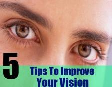 5 conseils pour améliorer votre vision naturellement