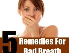 5 remèdes à base de plantes utiles pour la mauvaise haleine