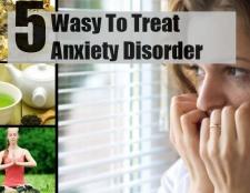 5 Wasy pour traiter les troubles de l'anxiété