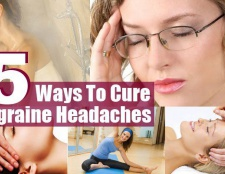 5 façons de guérir les migraines