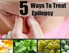 5 façons de traiter l'épilepsie