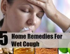 5 remèdes maison merveilleux pour la toux humide