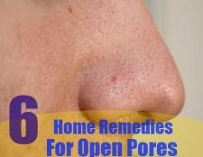 6 remèdes maison étonnants pour pores ouverts