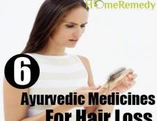 6 meilleurs médicaments ayurvédiques pour la perte de cheveux