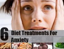 6 meilleurs remèdes pour l'anxiété