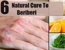6 remèdes naturels faciles pour le béribéri
