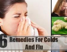 6 remèdes efficaces à domicile pour les rhumes et la grippe