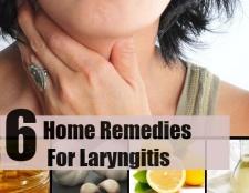 6 remèdes efficaces à domicile pour la laryngite