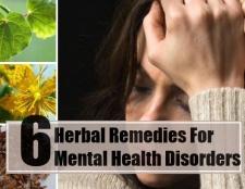 6 remèdes à base de plantes pour les troubles de santé mentale