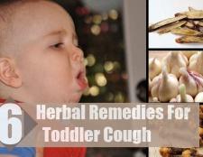 6 remèdes à base de plantes pour la toux bébé