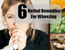 6 remèdes à base de plantes pour la respiration sifflante