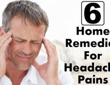 6 remèdes maison très utile pour les douleurs des maux de tête