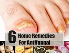 6 Accueil recours pour antifongique