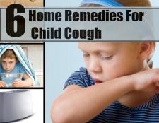 6 remèdes maison plus efficaces pour la toux des enfants