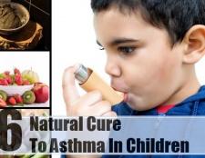 6 remède naturel pour l'asthme chez les enfants