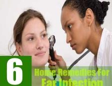 6 remèdes maison simples pour infection de l'oreille
